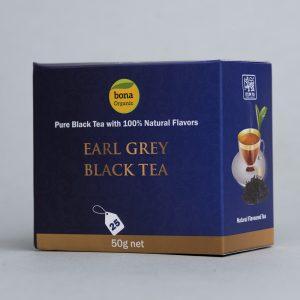 Earl Grey Tea – Black