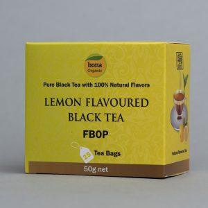 Lemon Tea – Black